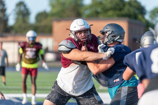 Section V Football: Breaking down the area's best linemen