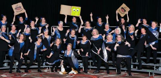 Oregon Spirit Chorus is hosting a musical open house on Sept. 24.