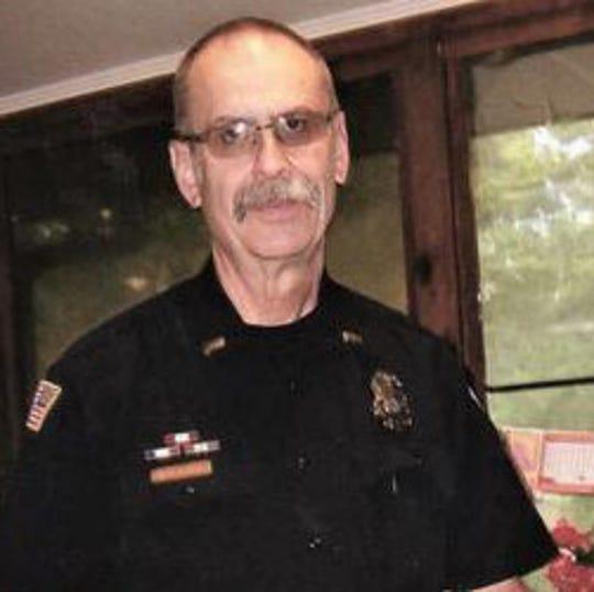 Lt. Greg Schoepf of the Ocean Pines Police Department.