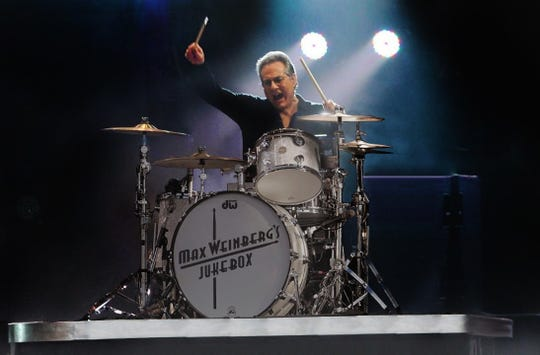 Max Weinberg's Jukebox will perform at the Big Chill Beach Club at the Indian River Inlet at 8 p.m. on Tuesday, Aug. 27.