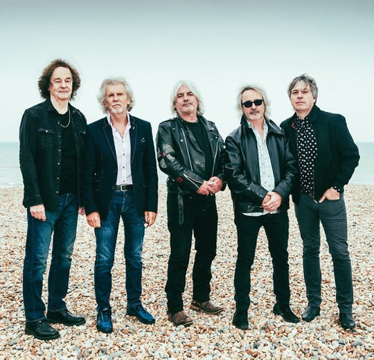 "Recent Rock 'N' Roll Hall of Fame inductee The Zombies will play the Bottle & Cork in Dewey Beach on Thursday, Aug. 29. The British group's hits include ""Tell Her No,"" She's Not There"" and ""Time of the Season."""