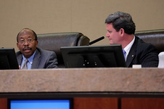 Mayor Pro Tem Curtis Richardson shares his opinion on the agreement terms with Fairmont and the continuation of the Washington Square project.