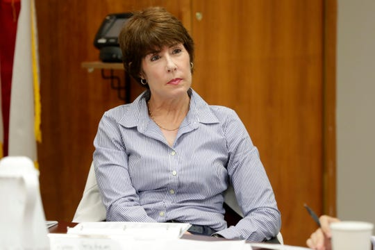Gwen Graham, a board member on the Independent Ethics Board.