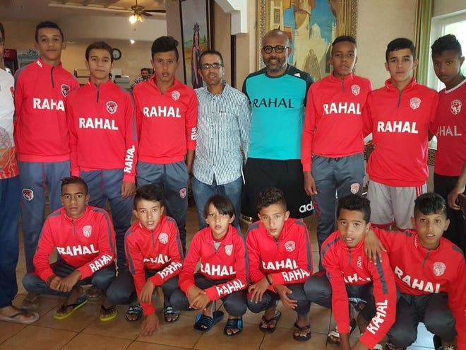 A Moroccan U16 youth soccer team will be visiting Port St. Lucie from Sept. 4-11 to participate in a friendly soccer tournament organized by Port St. Lucie Hurricane Soccer club.