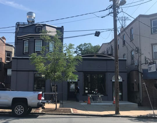 Refurbishing is now going on at the former OldBanks restaurant in Trolley Square. The building was purchased by the Big Fish Restaurant Group.