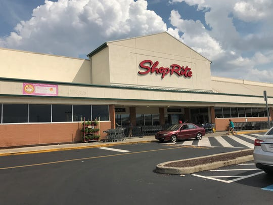 ShopRite of 1st State Plaza in New Castle on August 2019.