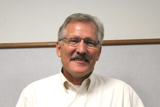 Doug Albus, principal of Hirschi High School