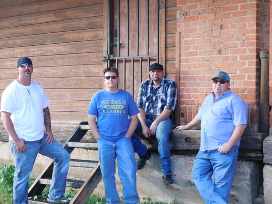 Seymour Texas-based red dirt/classic rock band Under the Influence will perform at 10:15 a.m. Saturday in Hotter'N Hell's Finish Line Village, directly north of Kay Yeager Coliseum. Admission is free.