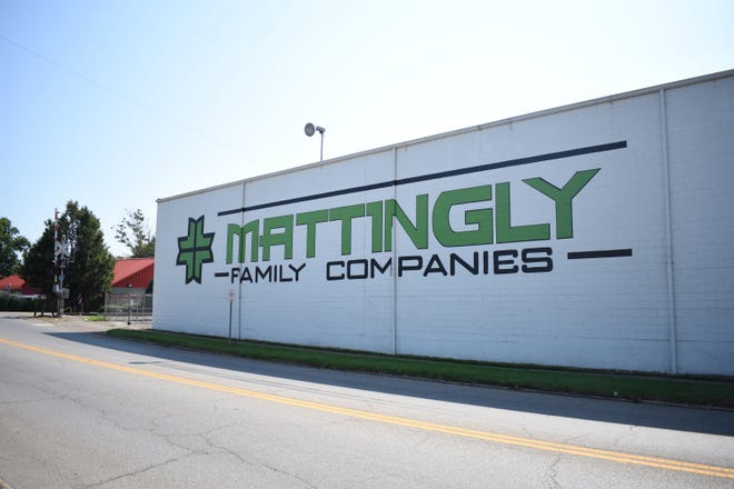 Mattingly Cold Storage, located at 302 State St., and is considering an expansion that would add 12 new positions.