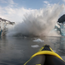 Kayakers slammed with massive wave after glacier collapse in Alaska