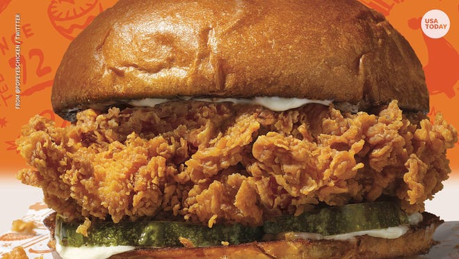 Fast food joints squawk on Twitter over chicken sandwiches