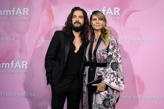 Heidi Klum Slammed For Nsfw Topless Honeymoon Picture