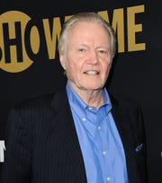 Actor Jon Voight poses at a Showtime party in 2016.