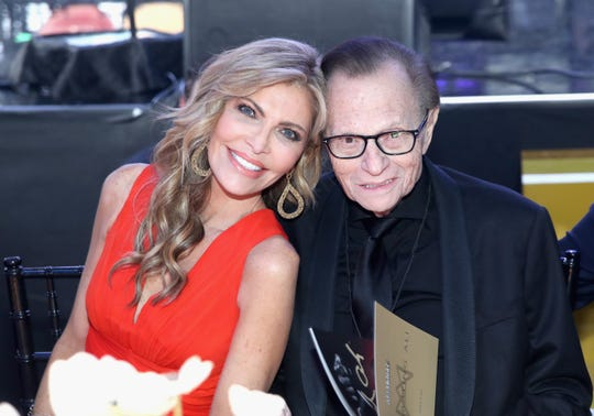 Larry King files for divorce from his seventh wife, Shawn, after 22 years of marriage
