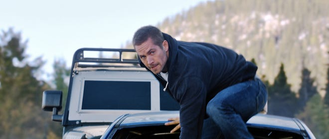 """""""Furious 7"""" was the last movie to star the late Paul Walker though the franchise has kept his character Brian O'Conner alive."""