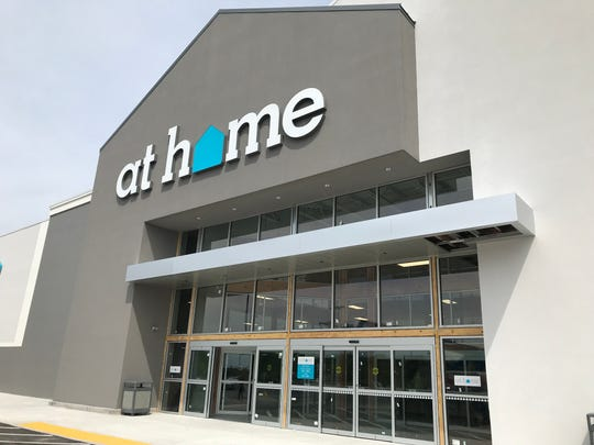 At Home is getting ready to open in Grand Chute.