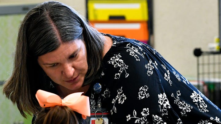 Emotions run high on first day of school for Abilene ISD students, teachers