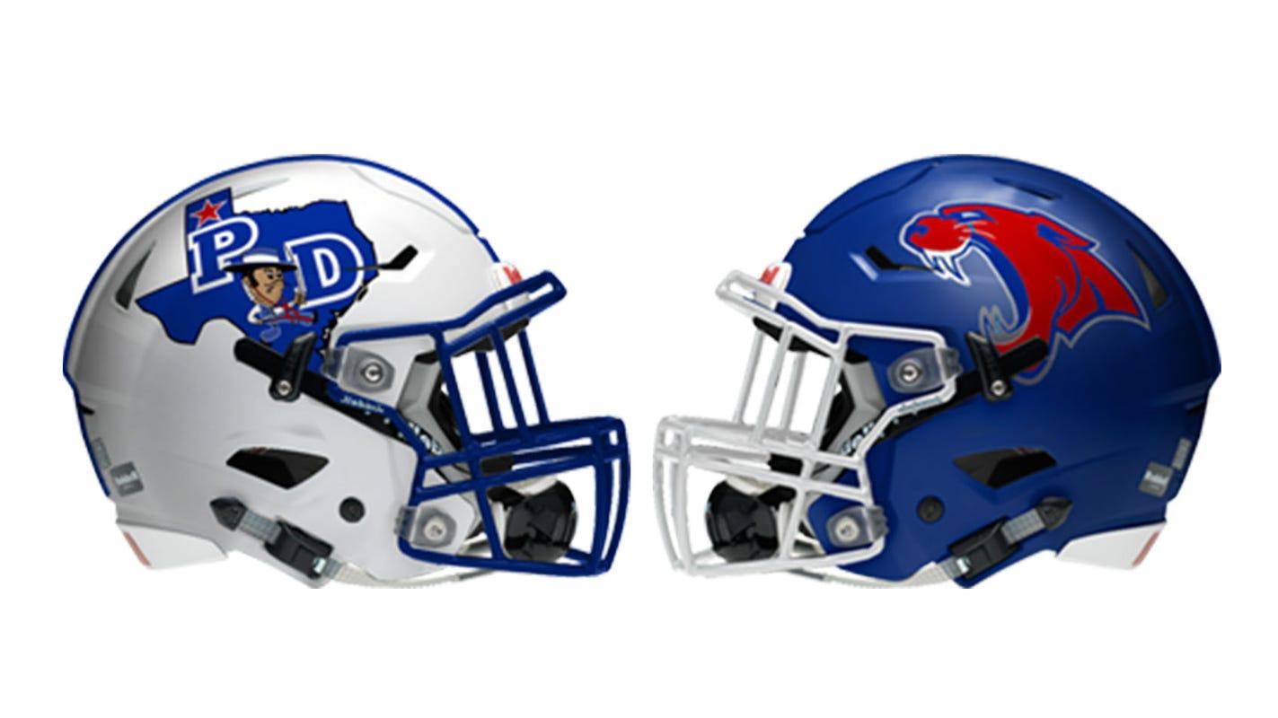 Palo Duro at Abilene Cooper high school football game live coverage