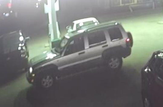 Police have asked the public to assist in locating two potential witnesses in the case: the driver of a white GMC Sierra pickup truck and the driver of a silver Jeep liberty SUV. Both were featured in surveillance footage.