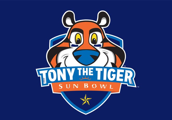 The Tony the Tiger Sun Bowl has a fresh logo to go along with the name change.