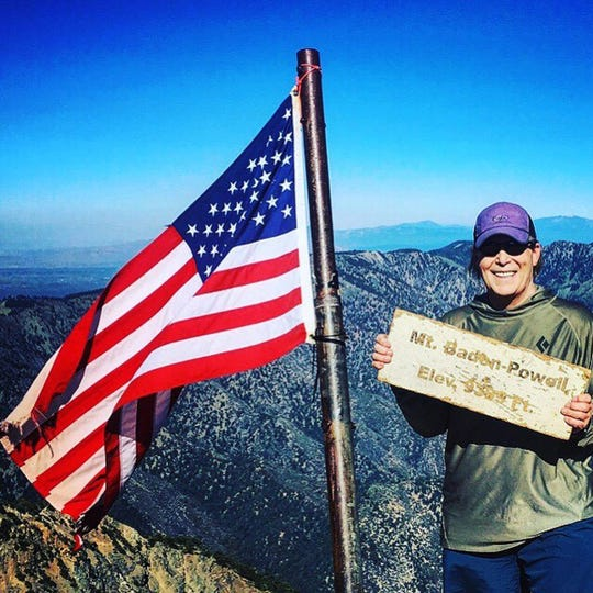 "In addition to her tennis exploits Jennifer Shorr is an accomplished hiker, where her trail nickname is ""Turtle."""