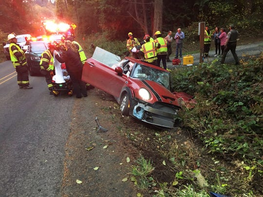 18-year-old charged with vehicular assault was allegedly driving 98 mph just before crash
