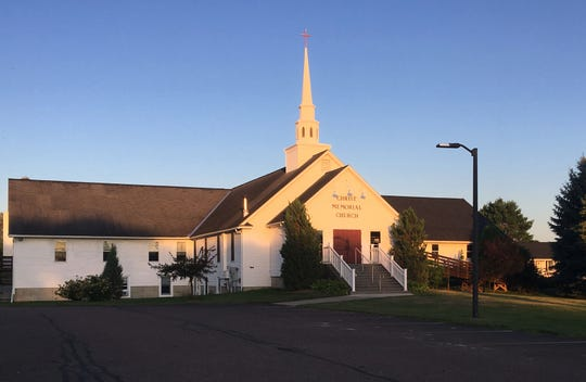 Christ Memorial Church in Williston, as shown on Tuesday, Aug. 20, 2019.