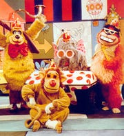 Bingo, Fleegle, Drooper and Snorky, the plush, stuffed animal band from the 1960's children's show The Banana Splits Adventure Hour are back and this time they're coming with a body count in the new The Banana Splits Movie.