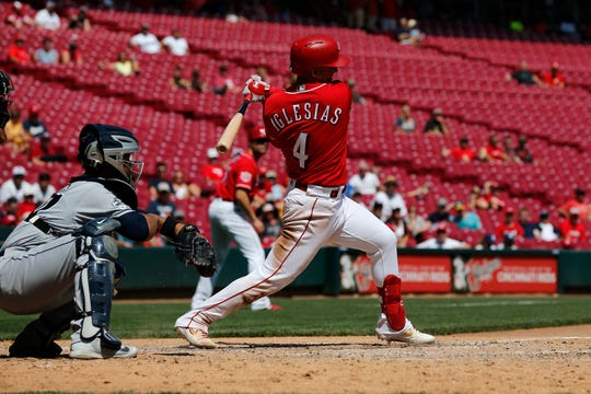 Chris Welsh offers quality zing of Cincinnati Reds' day record this season