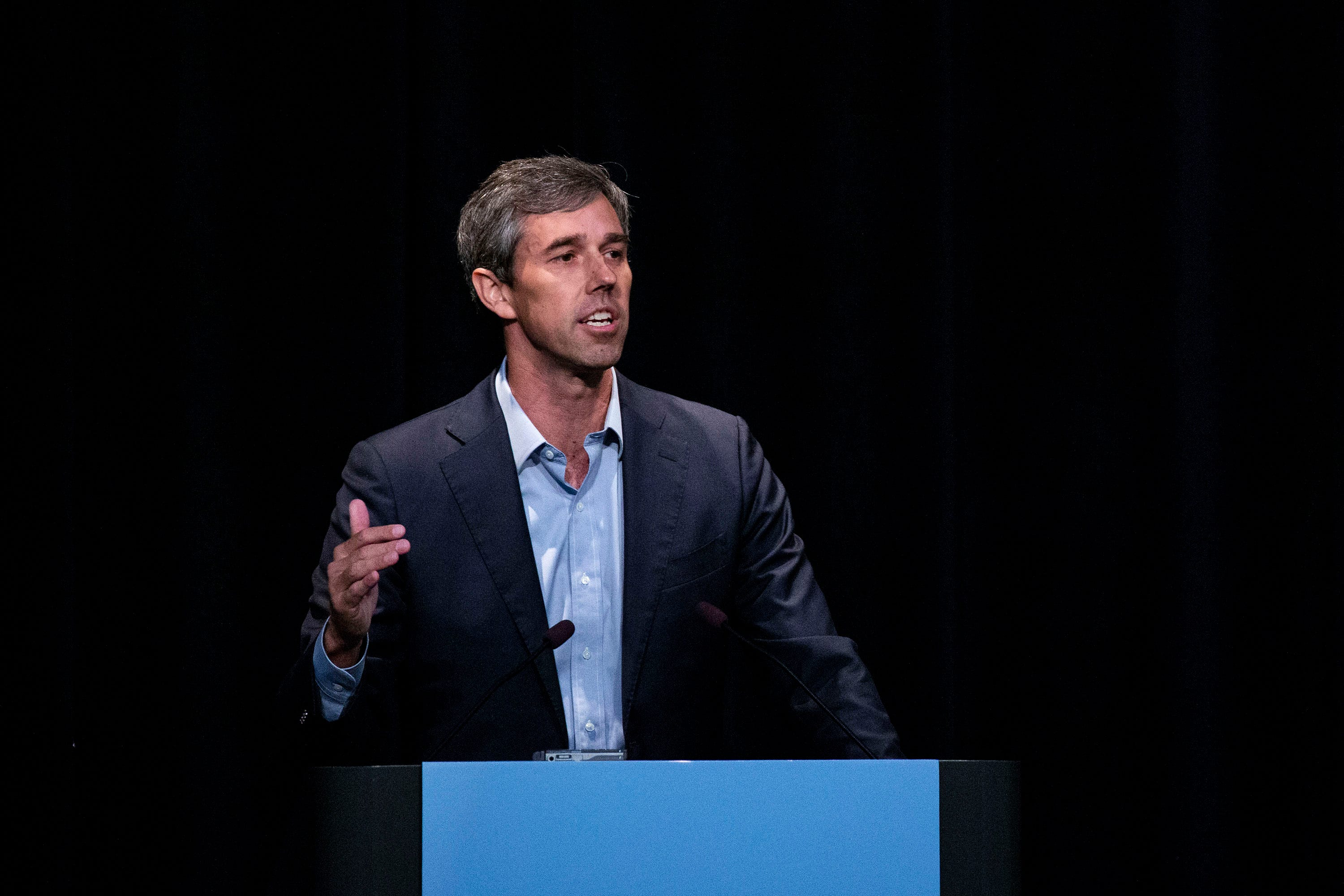 Full speech: Beto O'Rourke at Iowa labor convention