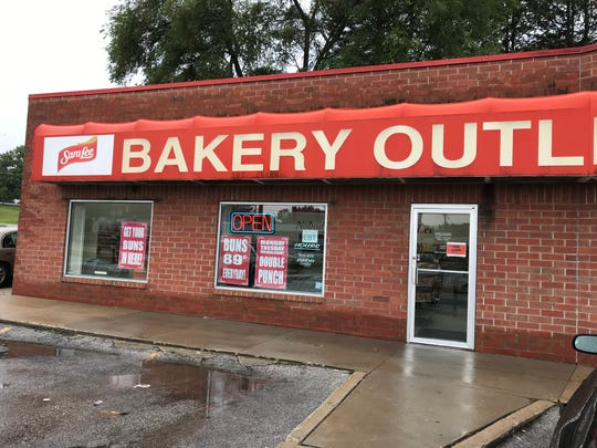 Sara Lee Bakery Outlet, 2922 Merle Hay Road, is closing on Sept. 7.