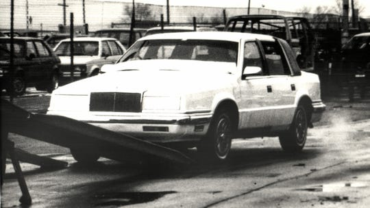 1988 Chrysler New Yorker Landau
