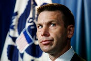 Department of Homeland Security (DHS) acting Secretary Kevin McAleenan.
