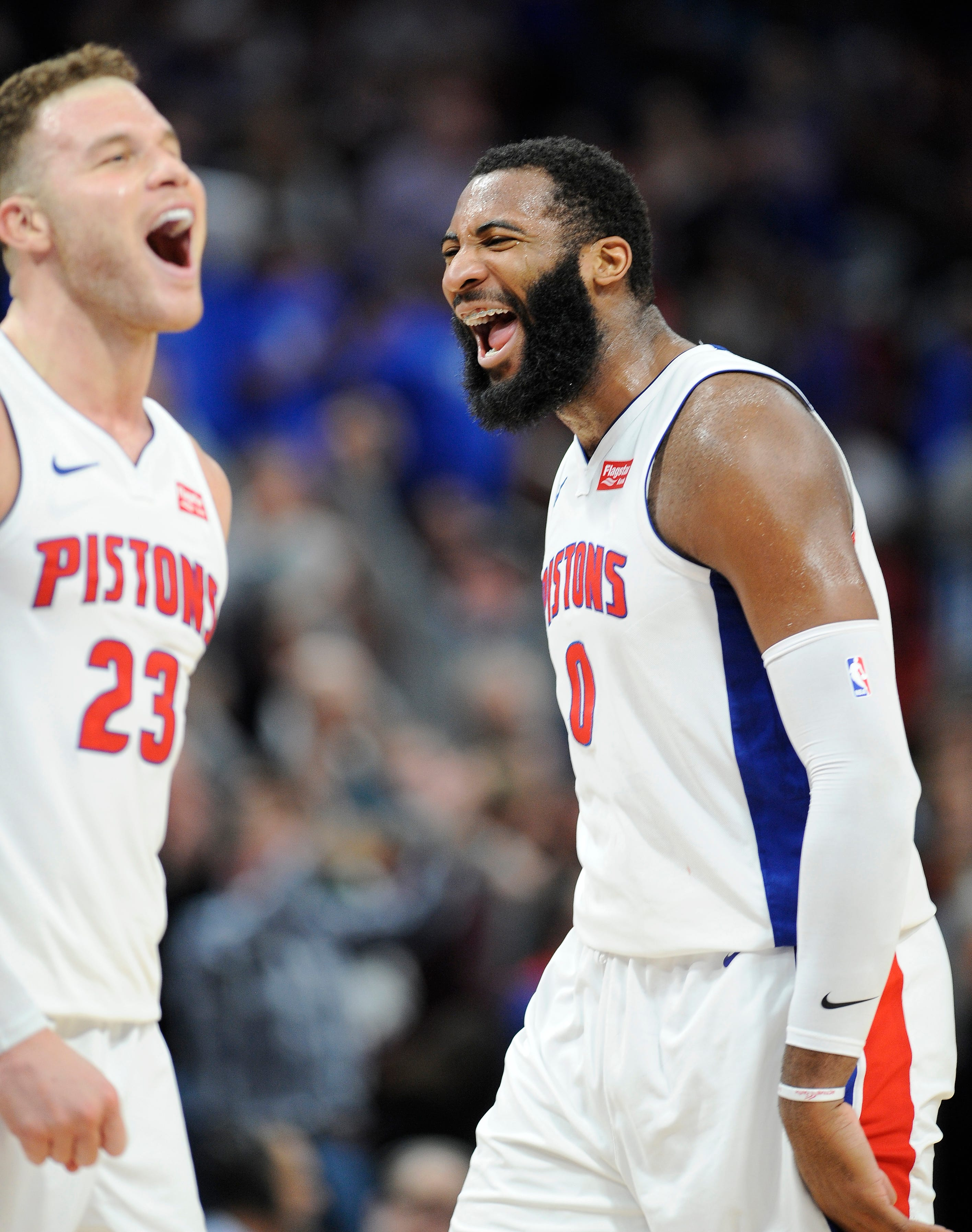 photograph relating to Detroit Pistons Printable Schedule known as Detroit Pistons open up preseason program at house vs. Orlando