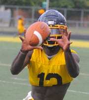 Detroit King wide receiver Rashawn Williams had 31 receptions for 546 yards and eight touchdowns last season.