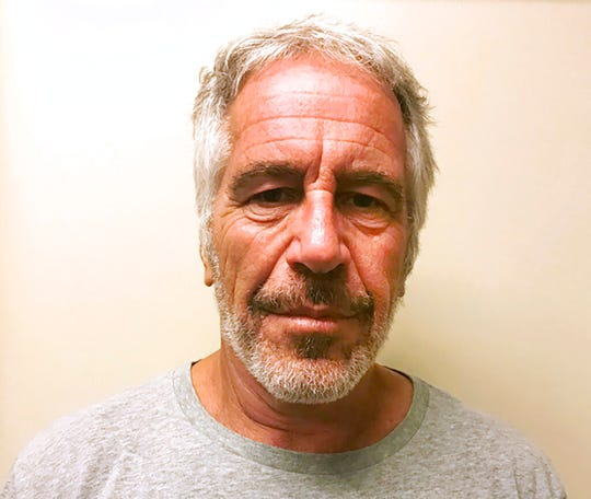 the late financier Jeffrey Epstein