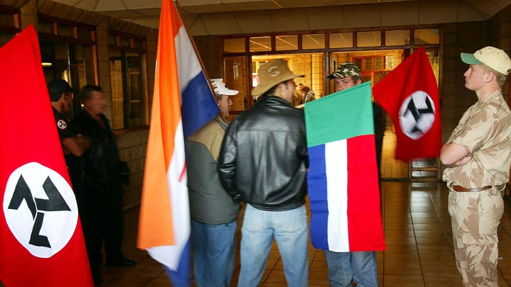 South African court restricts displays of apartheid-era flag