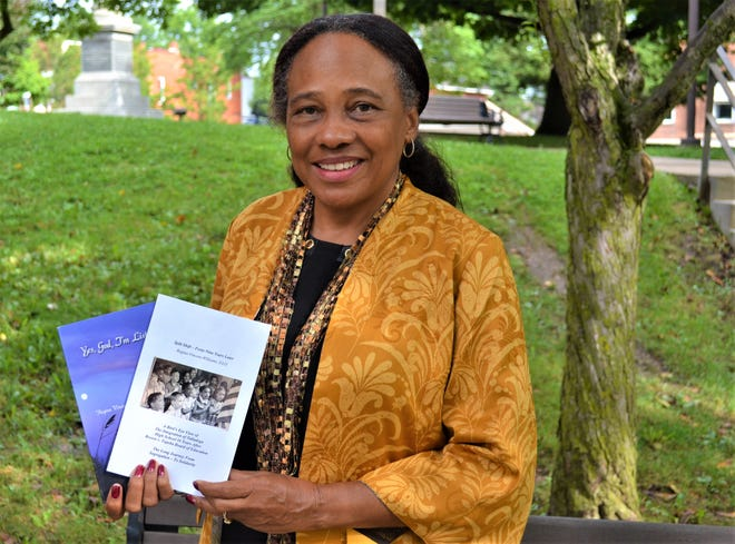 Dr. Regina Williams is a local poet and writer in Fremont.