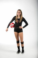 Katie Dickey of North Fort Myers High School was a 2018 finalist for The News-Press Volleyball Player of the Year.