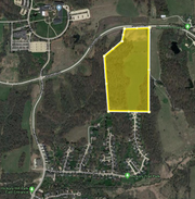 The Tamarack Ridge Development is planned for a 37-acre parcel south of Scott Boluevard and North of Tamarack Trail. Editor's note: This is an approximation of the parcel's dimensions.
