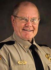 Chief Deputy Wayne Rabb