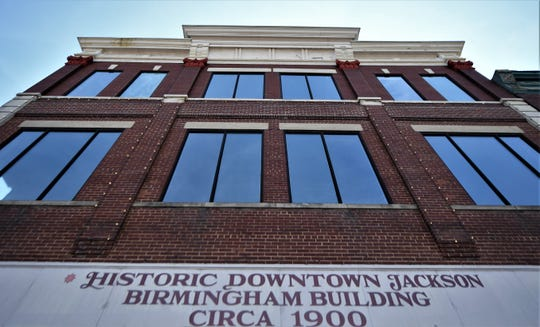 The Birmingham building, owned by Phil Martin, remains vacant.
