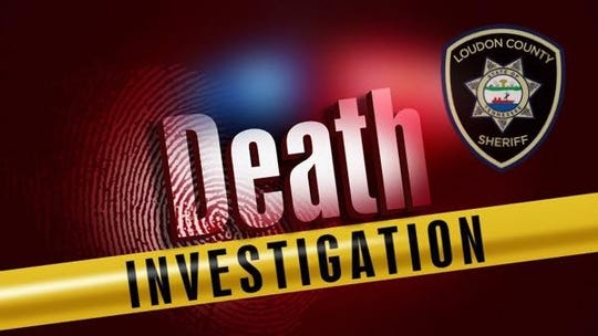 Loudon County death investigation