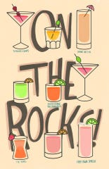 On the Rocks! A Yacht Rockin' Cruise Cocktail event includes five cocktail samples from five downtown restaurants.
