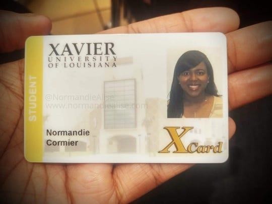 Normandie Cormier, the Lafayette teen who was accepted into 144 colleges, started school at Xavier University of Louisiana Aug. 19.