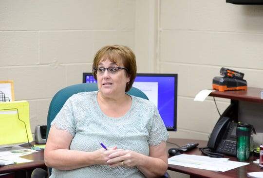 Amy Hamrick, Richland County Land Bank manager, has voiced concern with a proposal that would tighten Mansfield's codified ordinances that deal with demolition.