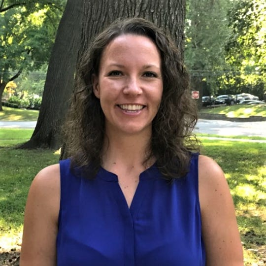 Heather Markward is the new principal of McKinley Elementary School. This will be her 14th year in education.
