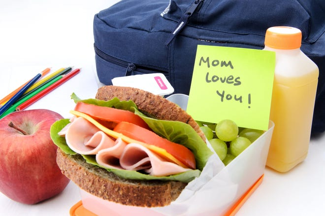 Packing school lunches day after day can seem daunting, but it doesn't have to be hard.