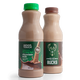 The Milwaukee Bucks and Kwik Trip are coming out with a chocolate milk because it's Wisconsin