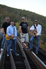Pistol Whip will perform on Saturday night in downtown Yellville.